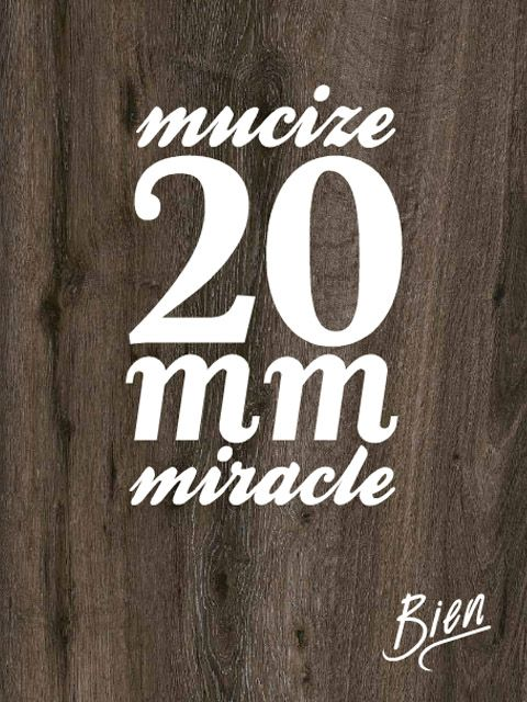 Mucize 20 mm Miracle